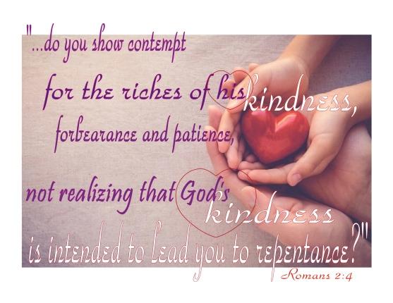 Romans 2 4